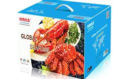 海鲜大礼包盒定制
